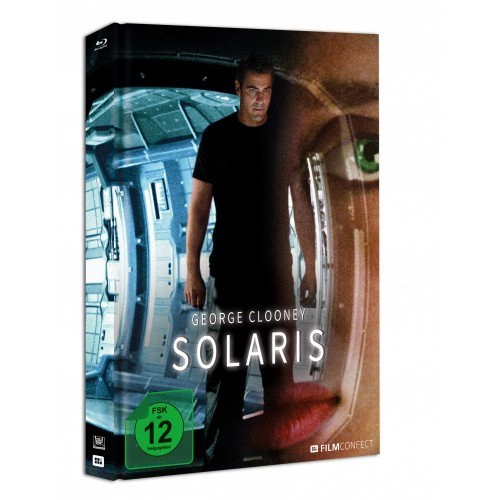 Solaris (Blu-ray) (Mediabook)