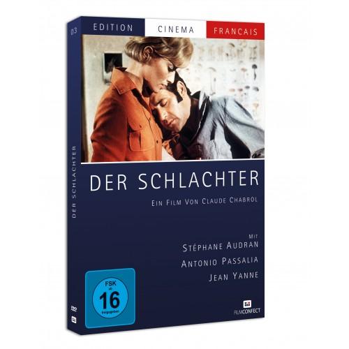 Der Schlachter (DVD) (Mediabook)
