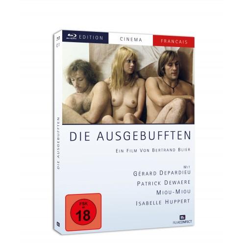Die Ausgebufften (Blu-ray) (Mediabook)