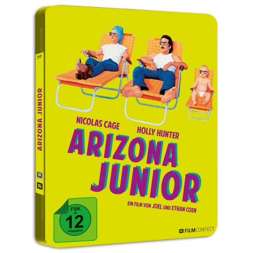 Arizona Junior (Blu-ray) (FuturePak)