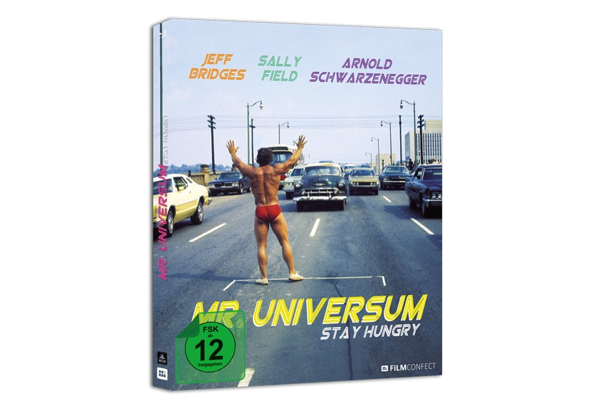 Mr. Universum - Blu-ray-Premiere